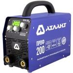 Сварочный инвертор атлант проф 200