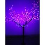 Светодиодное дерево Rich LED Сакура 250, 24 В розовое, RL-TRC24-250*200-1440-P