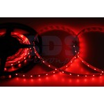 LED лента открытая, IP23, SMD 3528, 60 диодов/метр, 12V, цвет светодиодов красный NEON-NIGHT