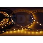 LED лента открытая, IP23, SMD 3528, 60 диодов/метр, 12V, цвет светодиодов желтый NEON-NIGHT