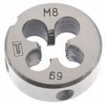 Плашка М8 х 1,25 мм СИБРТЕХ 77020