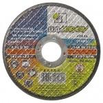 Круг зачистной по металлу, 125 х 6,0 х 22 мм (Луга)