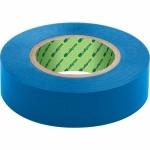 Изолента ПВХ, 19 мм х 20 м, 180 мкм, синяя СИБРТЕХ 88793