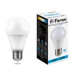 Лампа светодиодная, 32LED(12W) 230V E27 6400K, LB-93