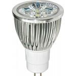 Лампа светодиодная, (5W) 230V G5.3 4000K, LB-108