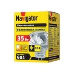 Лампа Navigator 94 201 MR11 35W 12V 2000h