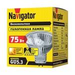 Лампа Navigator 94 207 JCDR 75W G5.3 230V 2000h
