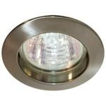 Светильник потолочный, MR16 G5.3 титан, DL307