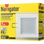 Светильник Navigator 71 285 NDL-SP3-7W-840-WH-LED
