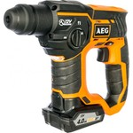 Аккумуляторный перфоратор aeg bbh 12 li -401c 443988