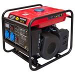 Однофазный бензиновый генератор инверторного типа dde gg3300zi