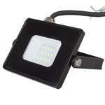 Прожектор уличный LED, Cold White, 20W, AC85-220V/50-60Hz, 1600 Lm, IP65.  LUX