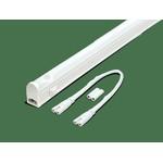 Светильник светодиодный СПБ-Т5Д 5Вт 160-260В 400лм IP40 300мм с датчиком (дневной белый)