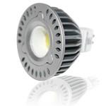 Светодиодная лампа MR16 220V 5W MDS-5003 80deg (теплый белый)