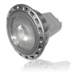 Светодиодная лампа MR11 1XP30-12V (теплый белый)