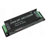 DMX-SPI-декодер RL-10xIC (5//12/24V, 170 pix)