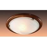 Настенно-потолочный светильник Lufe Wood 236 (220V, 2*100W, E27)