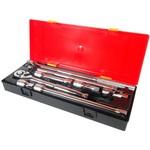 Набор слесарно-монтажных инструментов 8шт jtc-k4081