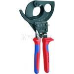 KNIPEX Резак для кабелей (по принципу трещоточного ключа) KNIPEX KN-9531280