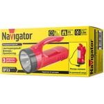 Фонарь Navigator 71 599 NPT-SP17-ACCU Прож/кемп 1Вт+22LED, 130лм, АКБ 0.75Ач