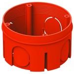 Коробка установочная СП 68*40 для сплош. стен HEGEL (кор. 336шт) КУ1106