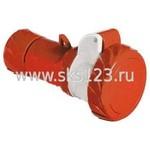 Розетка кабельная 32А 3Р+N+E IР67 380B винтовые контакты (PKF32M735)