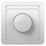 CLASSIC Светорегулятор скрытый 600W белый (2111) (1151400)