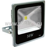 Прожектор светодиодный ДО-50w 1LED 4000К 6500Лм IP66 (LL-275)