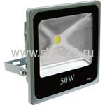 Прожектор светодиодный ДО-50w 1LED 6500К 6500Лм IP66 (LL-275)