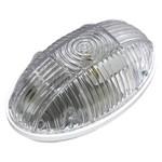 Светильник НПБ IP54, Овал, поликарбонат