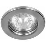 Светильник потолочный, MR16 G5.3 серебро, DL10