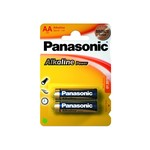 Элемент питания Panasonic Alkaline Power LR6/2BP