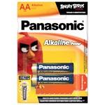 Элемент питания Panasonic Alkaline Power LR6/2BP AB