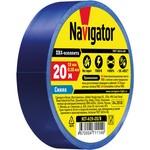 Изолента Navigator 71 114 NIT-A19-20/B синяя