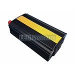 Автомобильный инвертор 500W 12V - 220V c USB Rexant