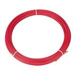 Кабельная протяжка стеклопруток d3,5мм, 50м красная, (мини УЗК в бухте)