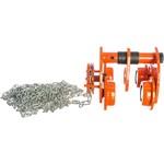 Ручной механизм передвижения тали (приводная кошка) тор 10436