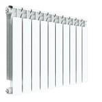 Биметаллический радиатор rifar base ventil bvr 500 - 05