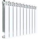 Биметаллический радиатор rifar base ventil bvr 500 - 12