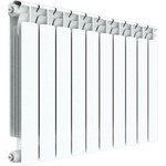 Биметаллический радиатор rifar base ventil bvr 500 - 14