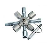 KNIPEX Ключ для электрошкафов TwinKey KNIPEX KN-001101