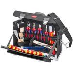 KNIPEX Чемодан с инструментом для электромонтера 24 предмета KNIPEX KN-002102SL