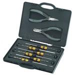 KNIPEX Набор инструментов для электроники KNIPEX KN-002018ESD
