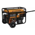 Генератор бензиновый carver ppg-8000е lt-190f 01.020.00006