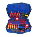 Набор инструментов электрика для высоковольтных работ до 1000В Pro\'sKit PK-2803 BM(аналог)