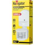 Датчик Navigator 71 965 NS-IRM04-WH Датчик движения ИК