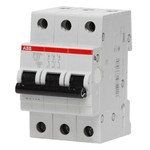 Автоматический выключатель ABB 2-полюсный S282 C80