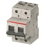 Автоматический выключатель ABB 2-полюсной S802S C40