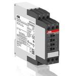 Реле контроля температуры ABB CM-TCS.21S, Uпит=24В AC/DC,-50...+50 С, винтовые клеммы 1SVR730740R9100