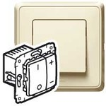 Legrand Cariva Крем Светорегулятор нажимной для л/н 500W 773715